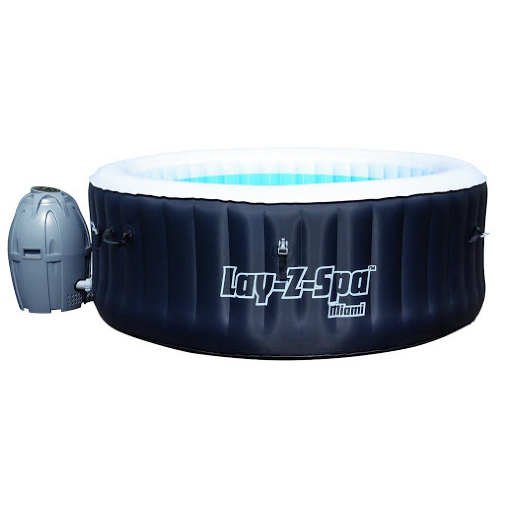 Jacuzzi gonflable Bestway Lay-Z-Spa Miami
