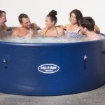 Jacuzzi gonflable Bestway Lay-Z-Spa Monaco