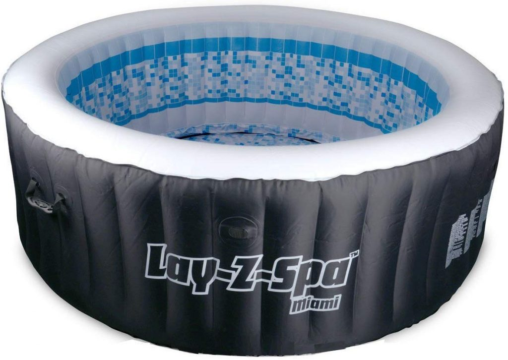 Test Jacuzzi Bestway Lay Z Spa Miami Jacuzzi Gonflables Com